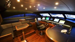 Motor yacht For Sale.