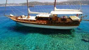 Yacht charter Datca