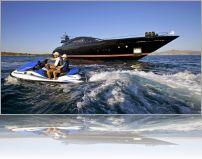 Motoryacht in Marmaris