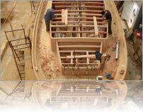 yacht construction