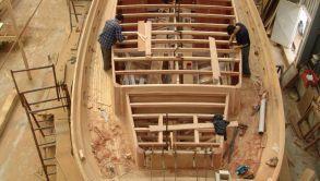 Yacht Construction in Turkey